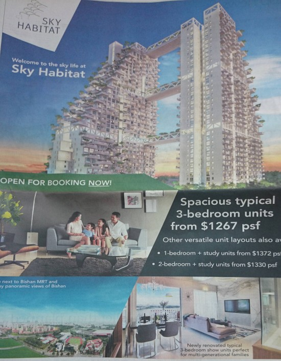 Sky Habitat Price