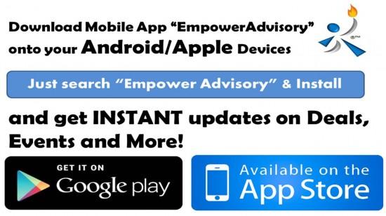 Get Empower Advisory App