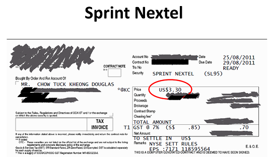 Sprint Nextel for website