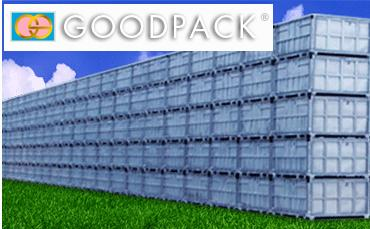Goodpack containers