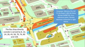Empower New Address 73 Ubi Rd 05-64