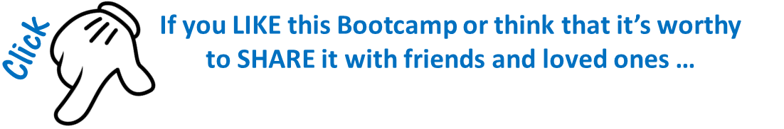 If you like this bookcamp like us on facebook