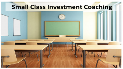 Small Class Investment Coaching