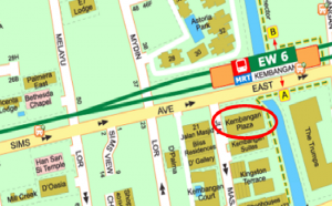 Location of Seminar Room
