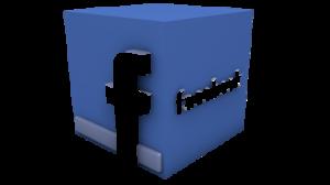 facebook transparent bg