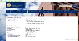 City Index MAS Regulated