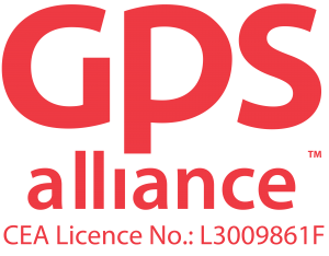 NEW Red GPS Logo