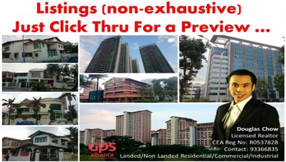 property listings - click thru