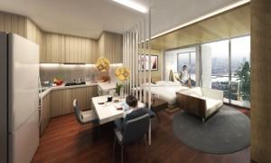 kitchen_bedroom