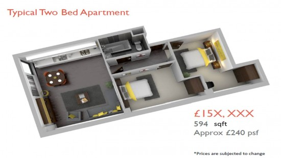 2 bed room 13