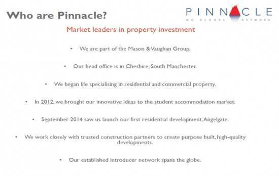 Pinnacle 8